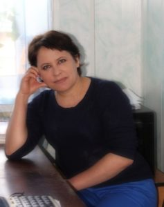 Менеджер по рекламе: Елена Николаевна Ветошкина