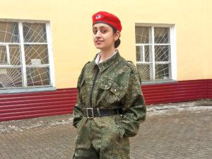 Сабрина Баширова из Нязепетровска
