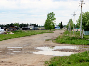 Ремонт дорог в Нязепетровском районе