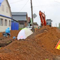 В Нязепетровске — новый этап газификации