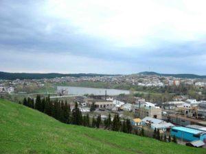 День города в Нязепетровске