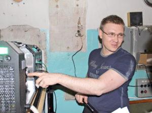В Нязепетровске появился современный кинозал