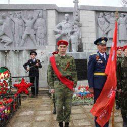 Мемориал жителям Нязепетровска, погибшим в годы Великой Отечественной войны