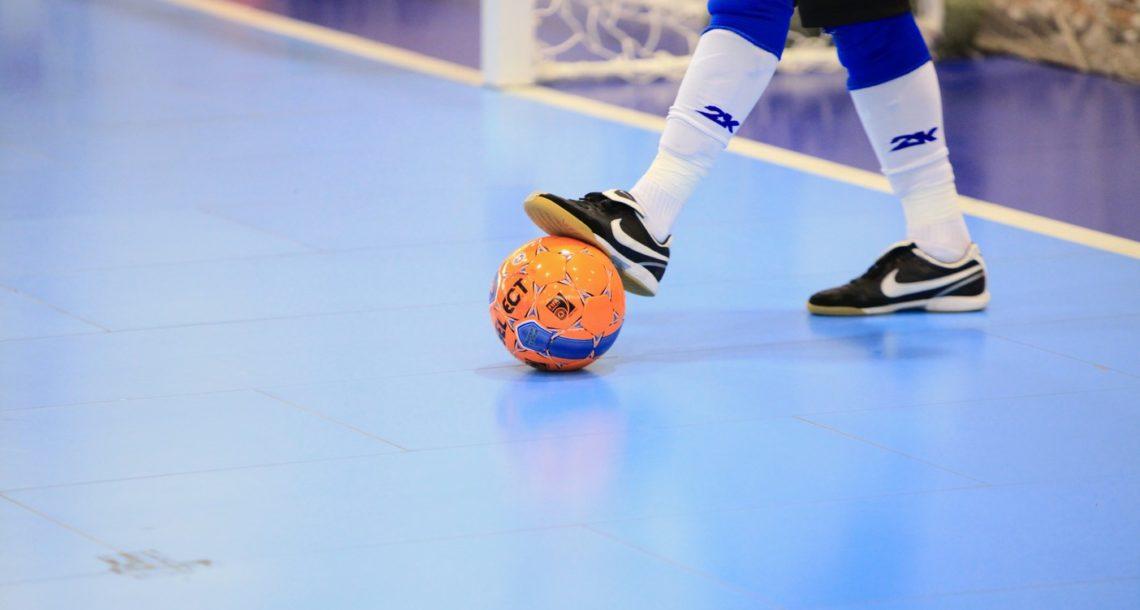 Футбольный матч в Нязепетровске