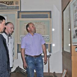 В МВЦ г. Нязепетровска — выставка к 300-летию российской полиции