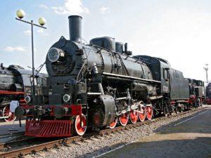 День железнодорожника в Нязепетровске