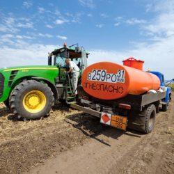 Аграриям Челябинской области компенсируют затраты на топливо