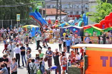 Нязепетровск отметил День рождения