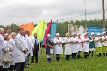 Х.Фатыхова из Нязепетровского района на областном конкурсе