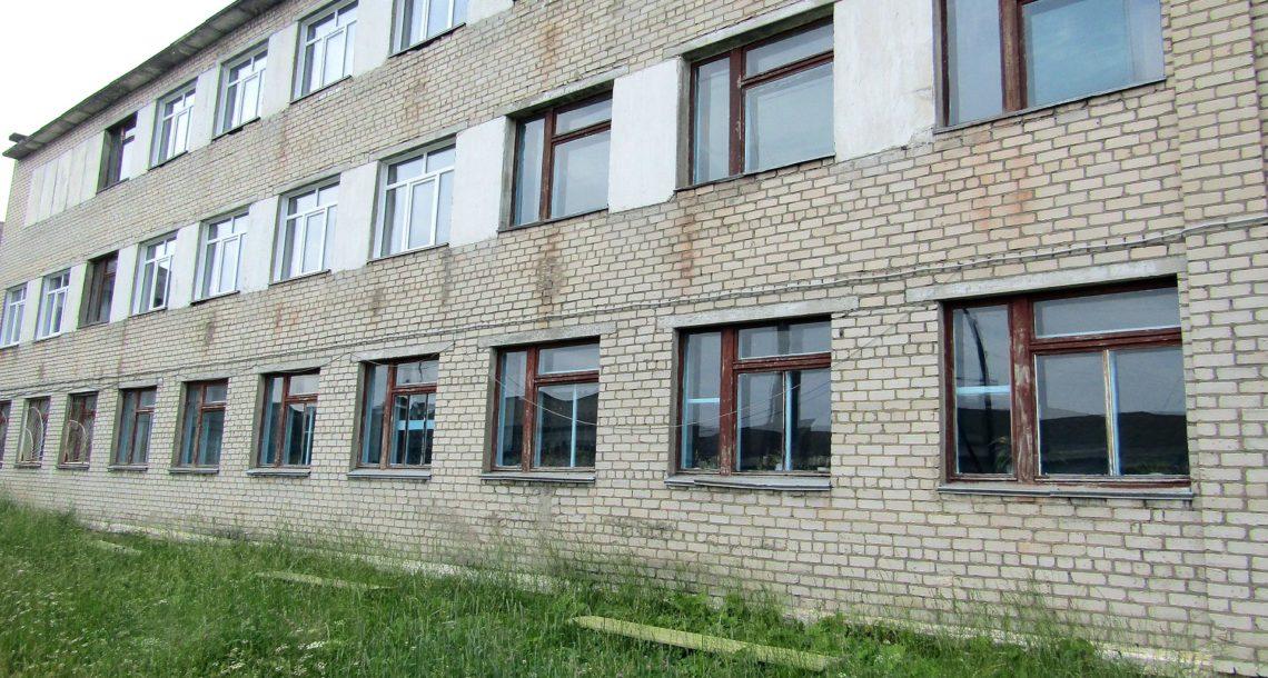 Ремонт в СОШ №27 г. Нязепетровска