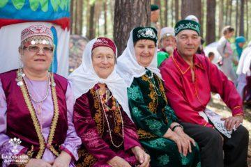 Ансамбль «Шуранка» из Нязепетровского района