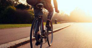 Велосипедисты в Нязепетровске