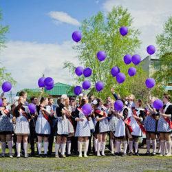 Выпускники школ Нязепетровского района