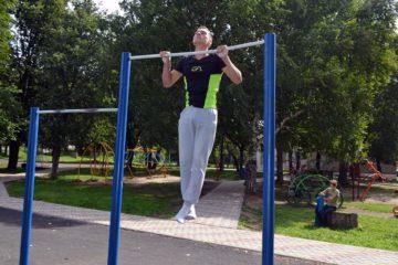 День физкультурника в Нязепетровске