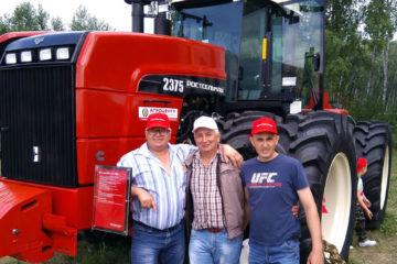 Фермеры из Нязепетровского района