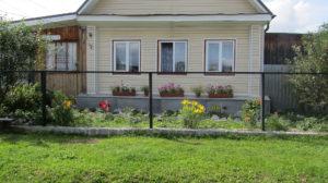 Красивые дома в Нязепетровске