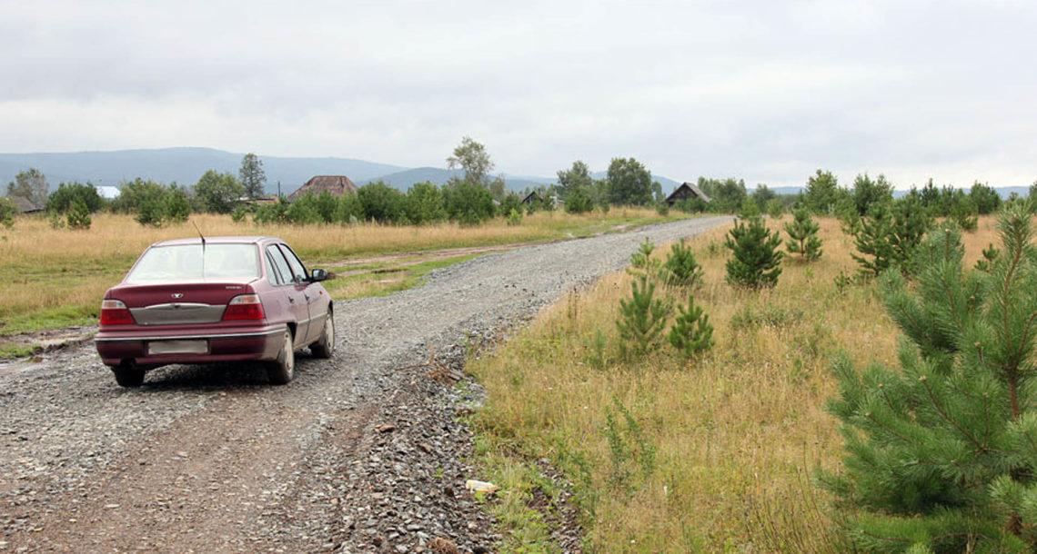 Дороги в Нязепетровском районе прогрейдировали