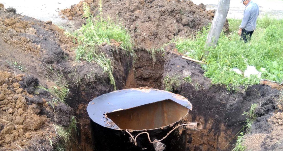 Ремонт водопровода в Нязепетровском районе