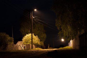 В деревнях Нязепетровского района установят светодиодные светильники