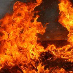 Пожар в Нязепетровском районе