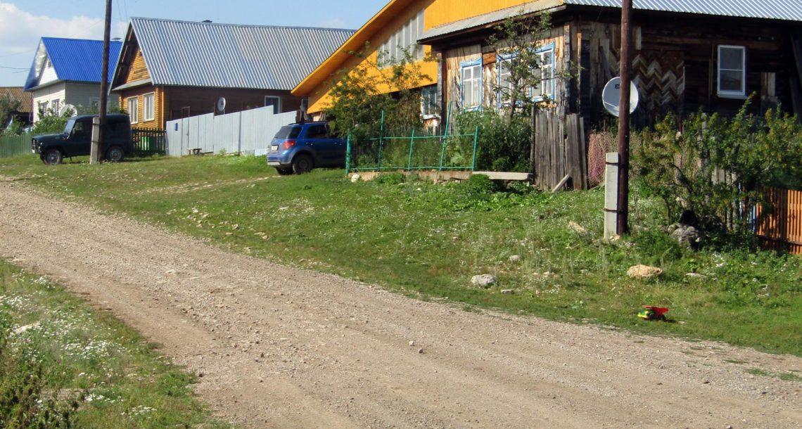 Дома в д. Бозово Нязепетровского района