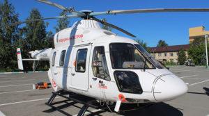 В Челябинской области появится вертолет санавиации
