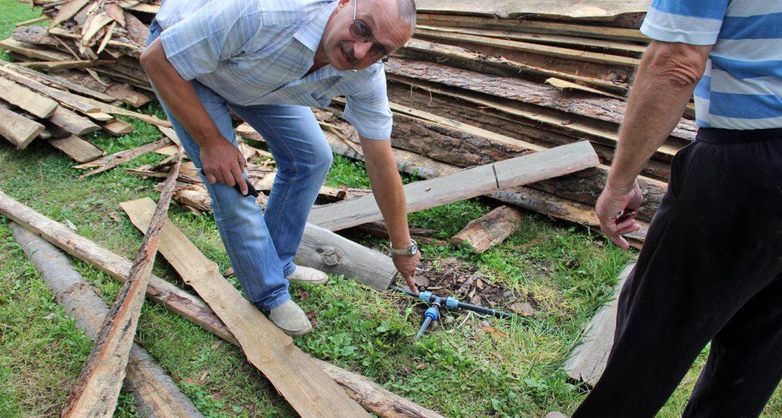 Жители Нязепетровска заплатят за незаконную врезку