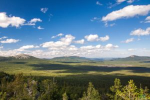 «Забег за облака» в Челябинской области