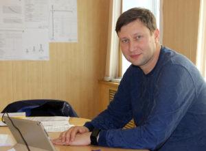 А. В. Бедин, исполняющий обязанности директора ООО «ЛМЗ»