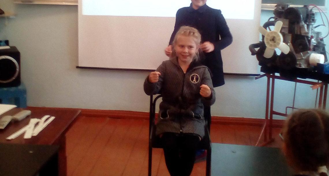 Акция «Внимание. Дети!» в Нязепетровском районе