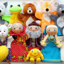 Кукольный театр в Нязепетровске