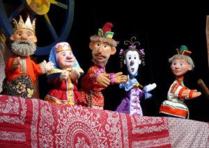 В Нязепетровске появился свой театр кукол