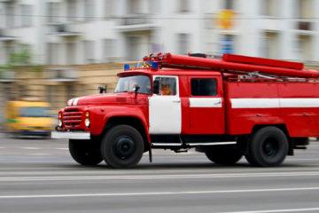 В Нязепетровске произошло короткое замыкание