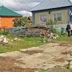 В Нязепетровске продолжаются рейды по благоустройству