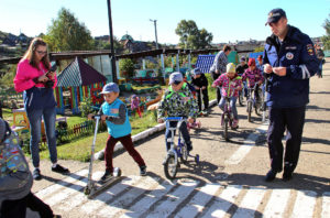Детский сад «Рябинушка» в Нязепетровске