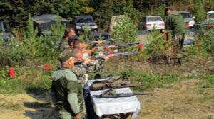 Охотники в Нязепетровске
