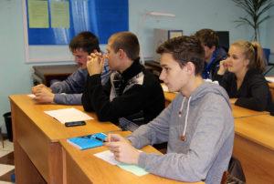 Студенты филиала КПГТ в Нязепетровске