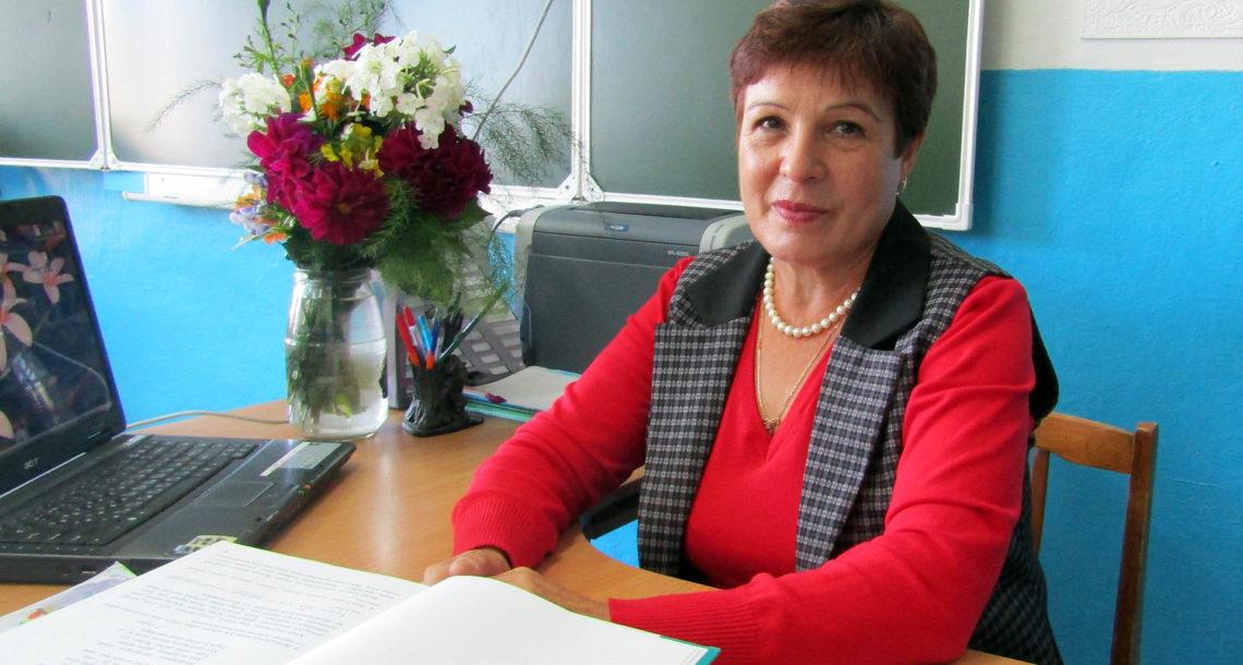 М.М. Арасланова из с. Арасланово Нязепетровского района