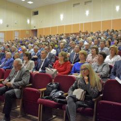Делегация Нязепетровского района
