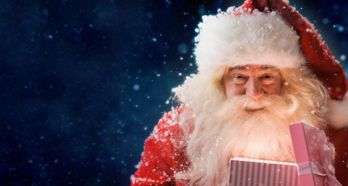 Дед Мороз в Нязепетровске