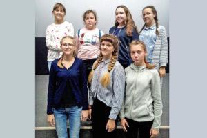 Юные журналисты из Нязепетровска