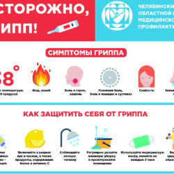 Жителям Нязепетровска — о гриппе