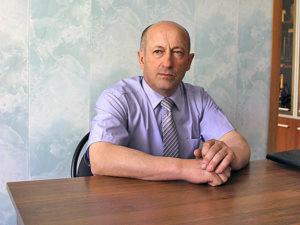 В. М. Леонов, глава Гривенского поселения Нязепетровского района