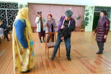 День пожилого человека в д.Ситцева Нязепетровского района