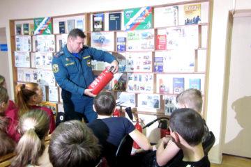 Месячник гражданской обороны в Нязепетровске