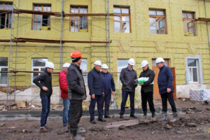 Е.В. Редин в Нязепетровске