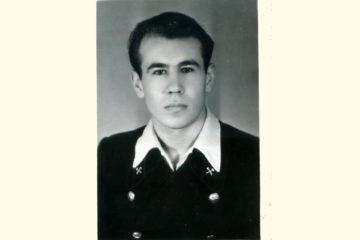 Б.П. Шмонин из Нязепетровска