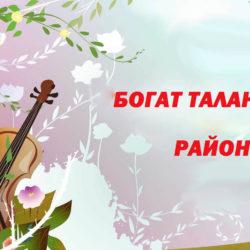 Фестиваль в РДК г. Нязепетровска