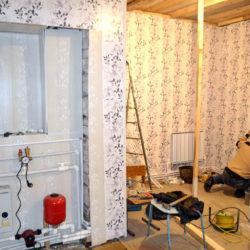 Теплый туалет в с. Арасланово Нязепетровского района