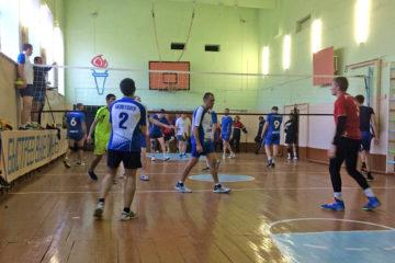 Мужской волейбольный турнир в Нязепетровском районе